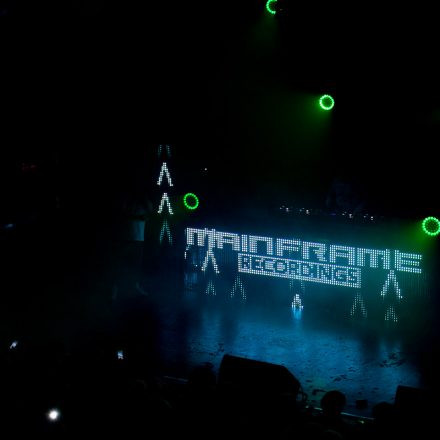 Mainframe Recordings Live pres. Blackout Night @ Arena Wien