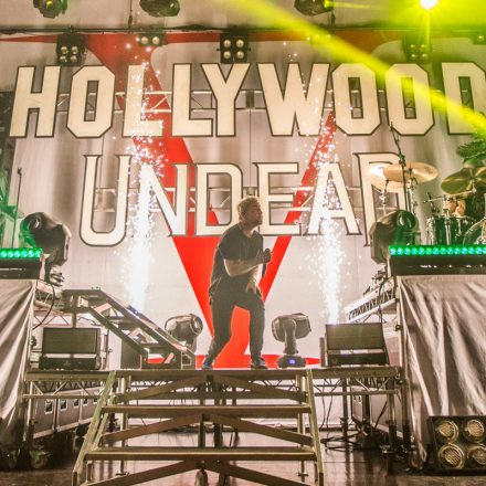 Hollywood Undead @ Posthof Linz