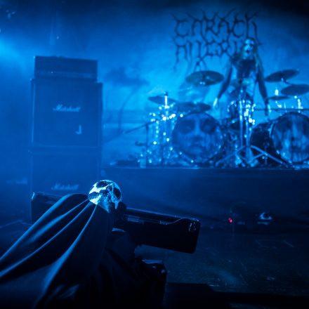 Rotting Christ, Carach Angren, Svart Crown @ Szene Wien