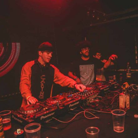 Switch! Deluxe with Levela & R3dx [Part I] @ Flex Wien