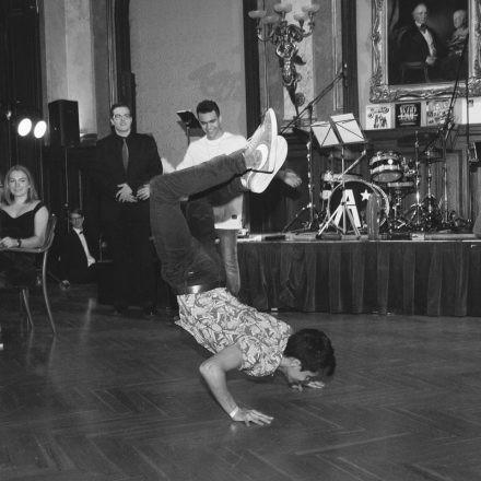 Schulball BRG1 'Back to the Future' @ Palais Eschenbach Wien