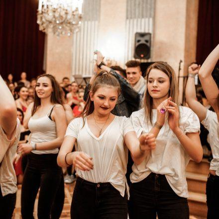 Schulball Bergheidengasse 'Maskenball' @ Palais Auersperg Wien