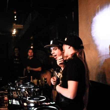 Switch! pres. Booyah feat. benny Page UK @ Camera Club Wien