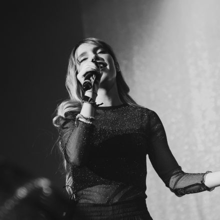 LINA - Fan von dir Tour 2018 @ Gasometer Wien