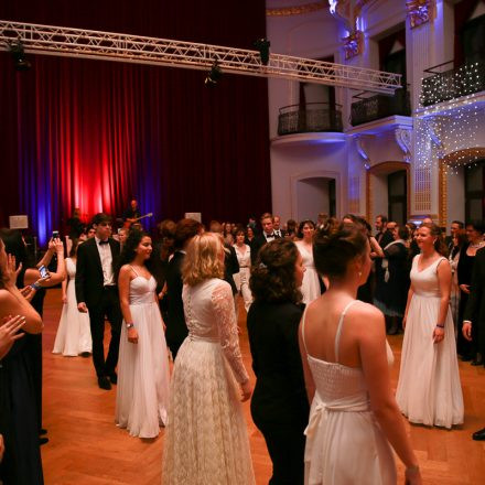 Schulball Rahlgasse 'Ball im All' @ Sofiensäle Wien