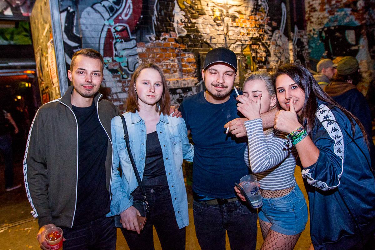 Murda Noiz Tek Psy @ Arena Wien