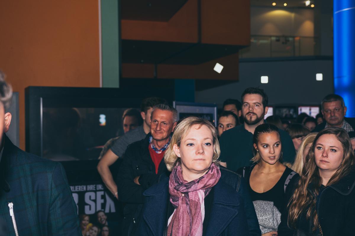 Volume Filmpremiere: Unsane - Ausgeliefert @ UCI Kinowelt Wien