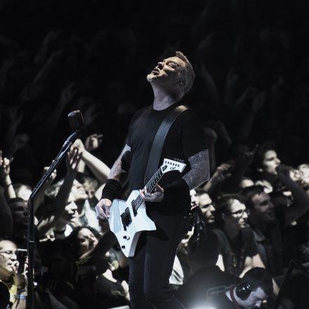 Metallica @ Stadthalle Wien