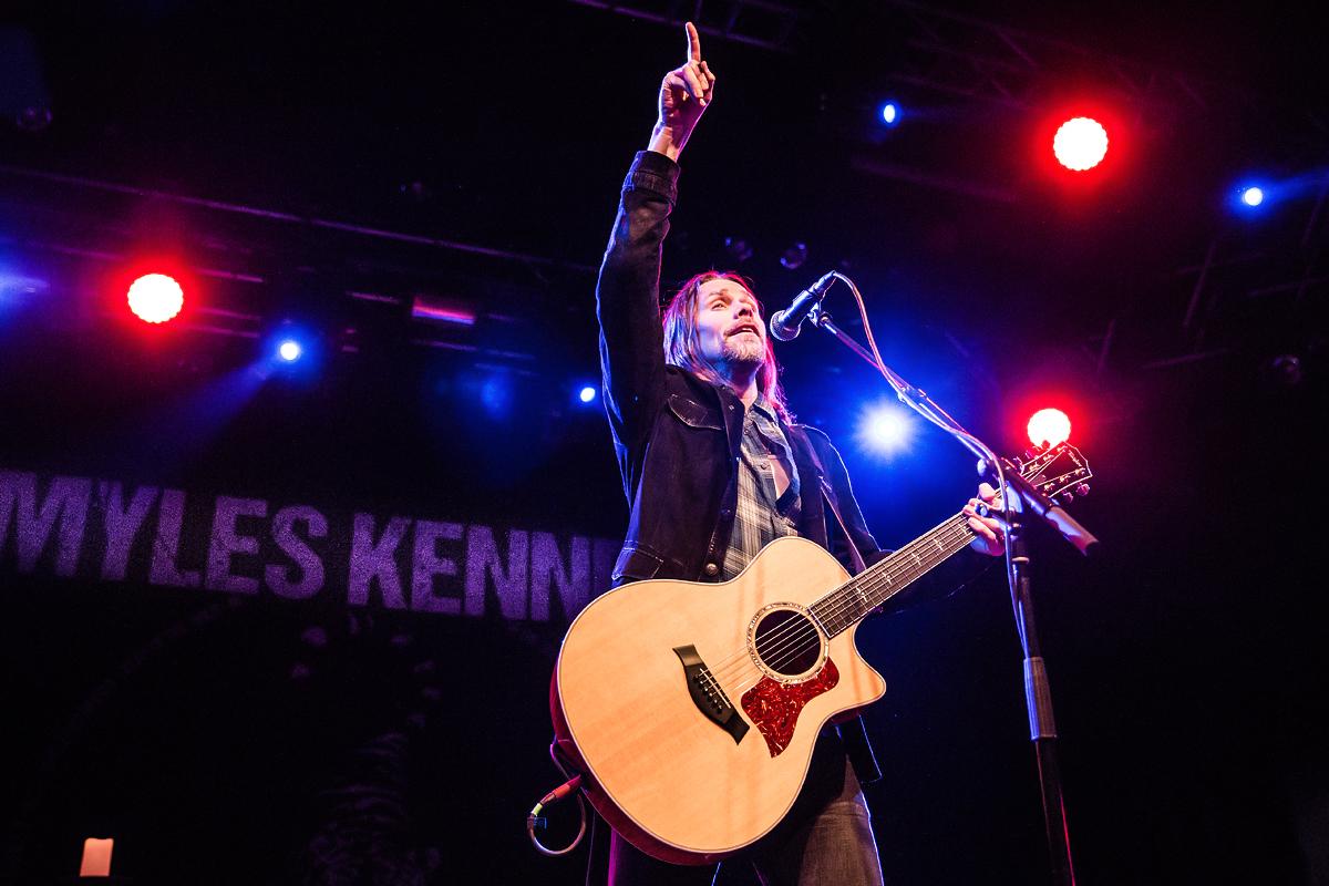 Myles Kennedy @ Arena Wien