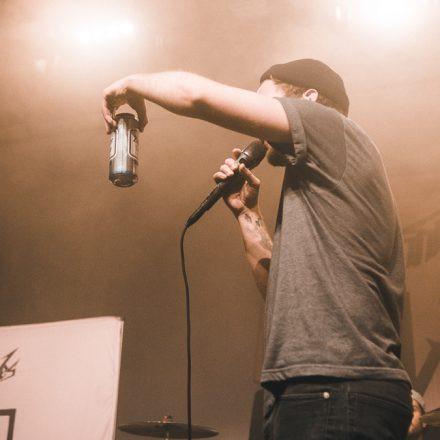 Eskimo Callboy - The Scene Tour 2018 @ Posthof Linz
