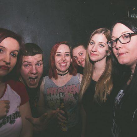 Addicted to Rock #levelUp @ U4 Wien