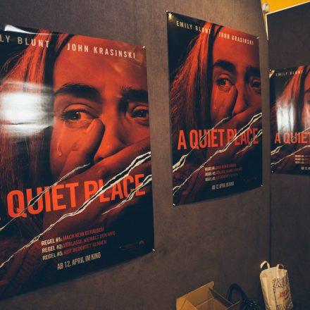 Volume Filmpremiere: A Quiet Place @ Apollo Wien
