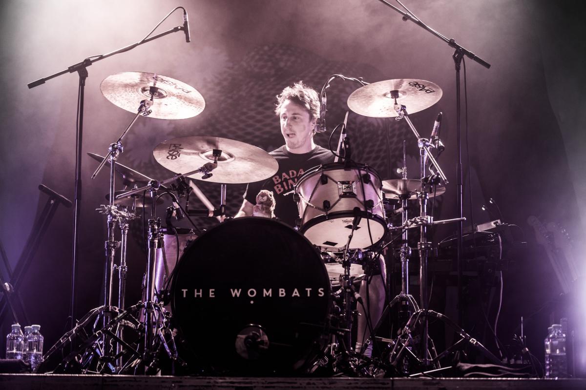 The Wombats @ Arena Wien
