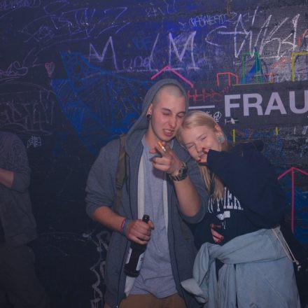 MIND THE GAP w/ Amoss & Fre4knc @ Fluc Wien