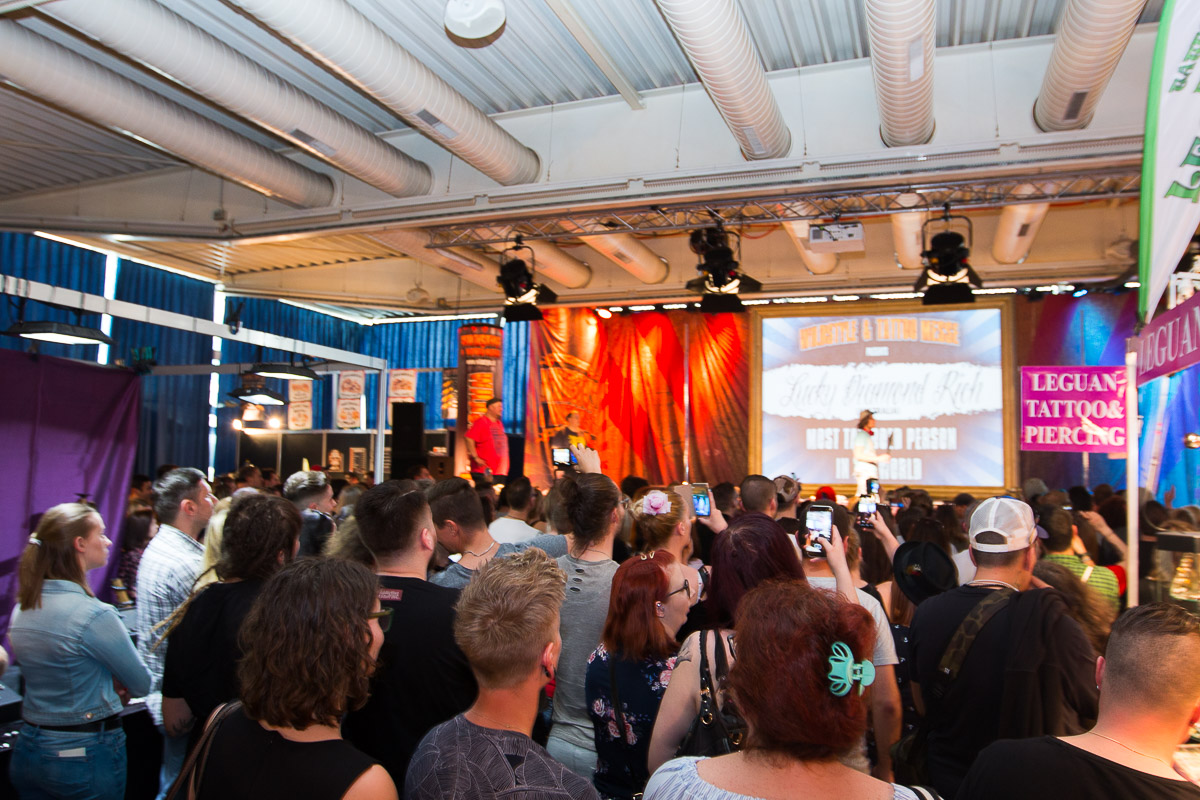 Wildstyle & Tattoo Messe @ Stadthalle Wien