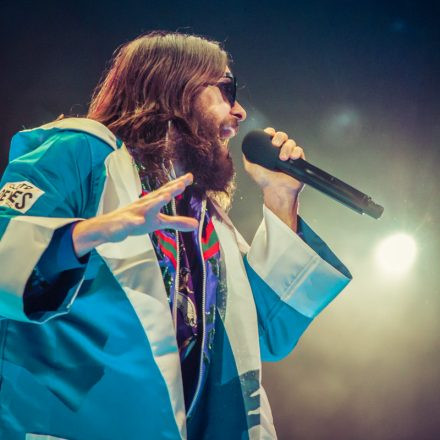 Thirty Seconds To Mars @ Wiener Stadthalle