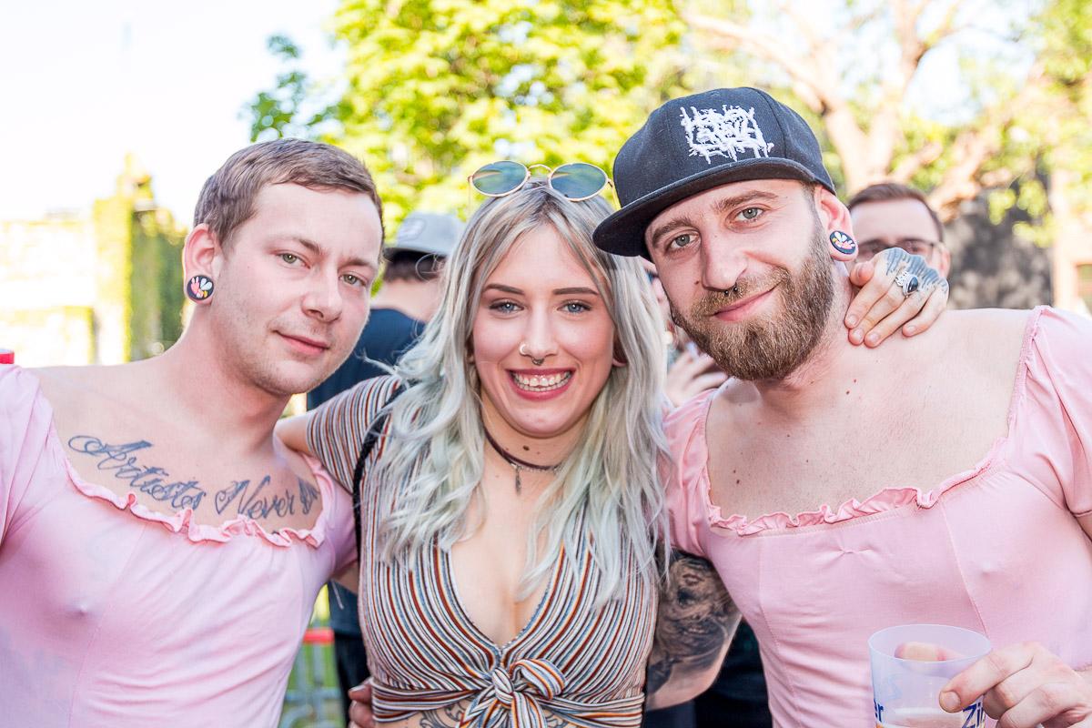 Impericon Festival 2018 @ Arena Wien