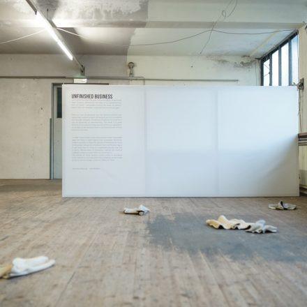 Unfinished Business @ Die Schöne Wien