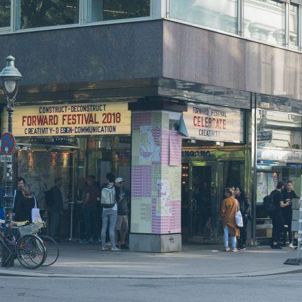 Forward Festival @ Gartenbaukino Wien