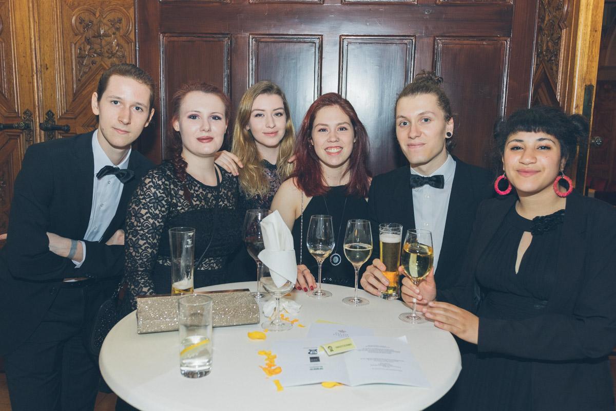 Schulball 'Spring Blossom' @ Palais Ferstel Wien