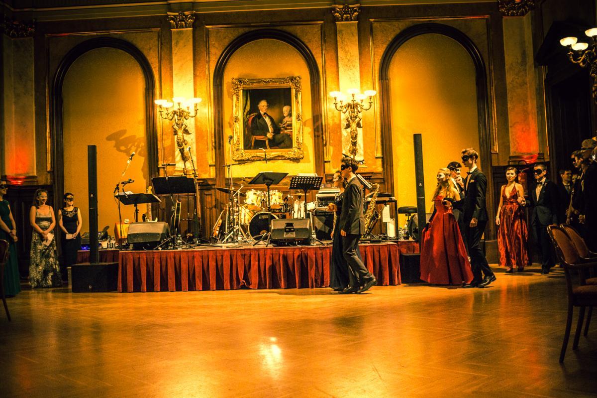 Maskenball BG18 'Beauty and the Beast' [Part I] @ Palais Eschenbach Wien