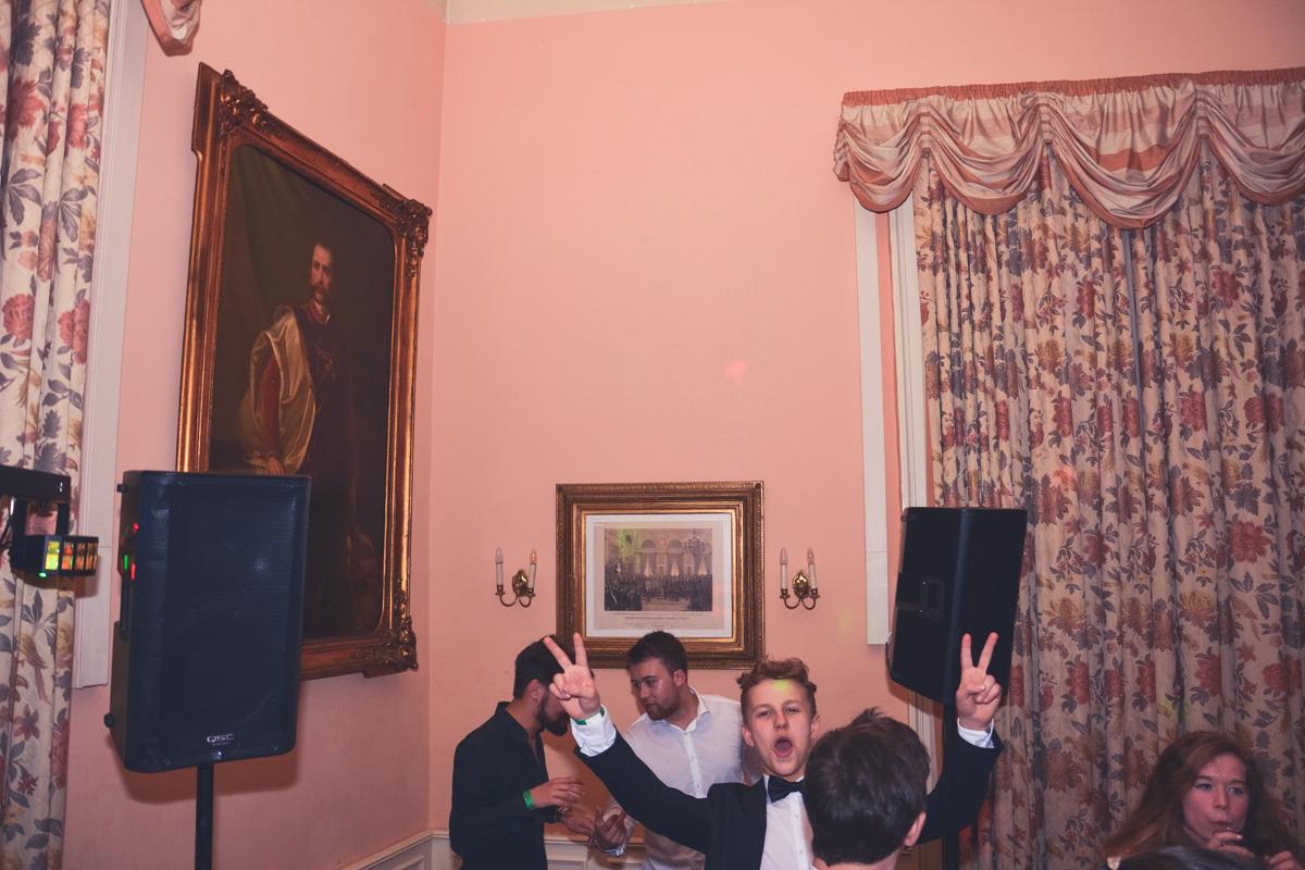 Maskenball BG18 'Beauty and the Beast' [Part II] @ Palais Eschenbach Wien