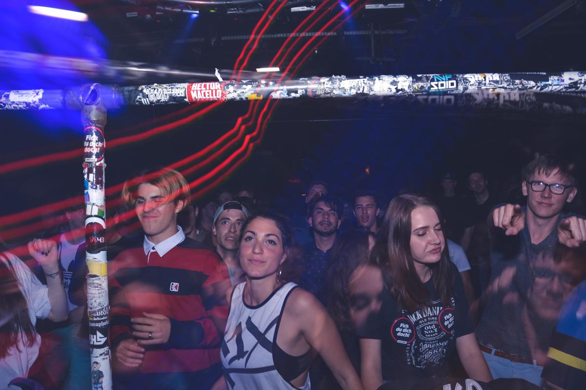 Beat It Monday Special @ Flex Wien
