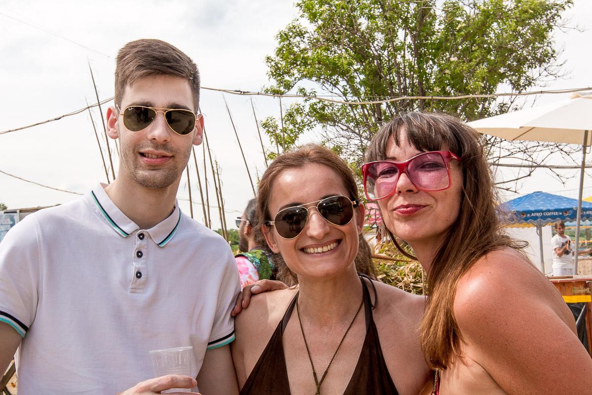 1. Mai Free Open Air 2018 @ Vienna City Beach Club