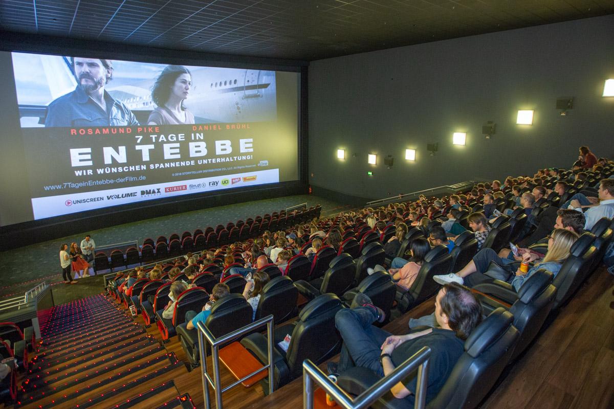 VOLUME Filmpremiere: 7 Tage in Entebbe @ UCI Millennium City Wien