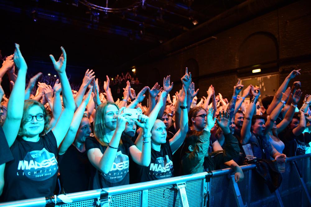 Madsen @ Arena Wien