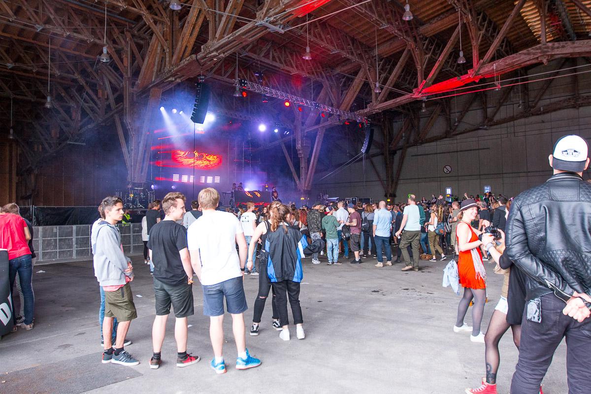 Dreamwave Festival Day 2018 @ Freiluftarena Graz