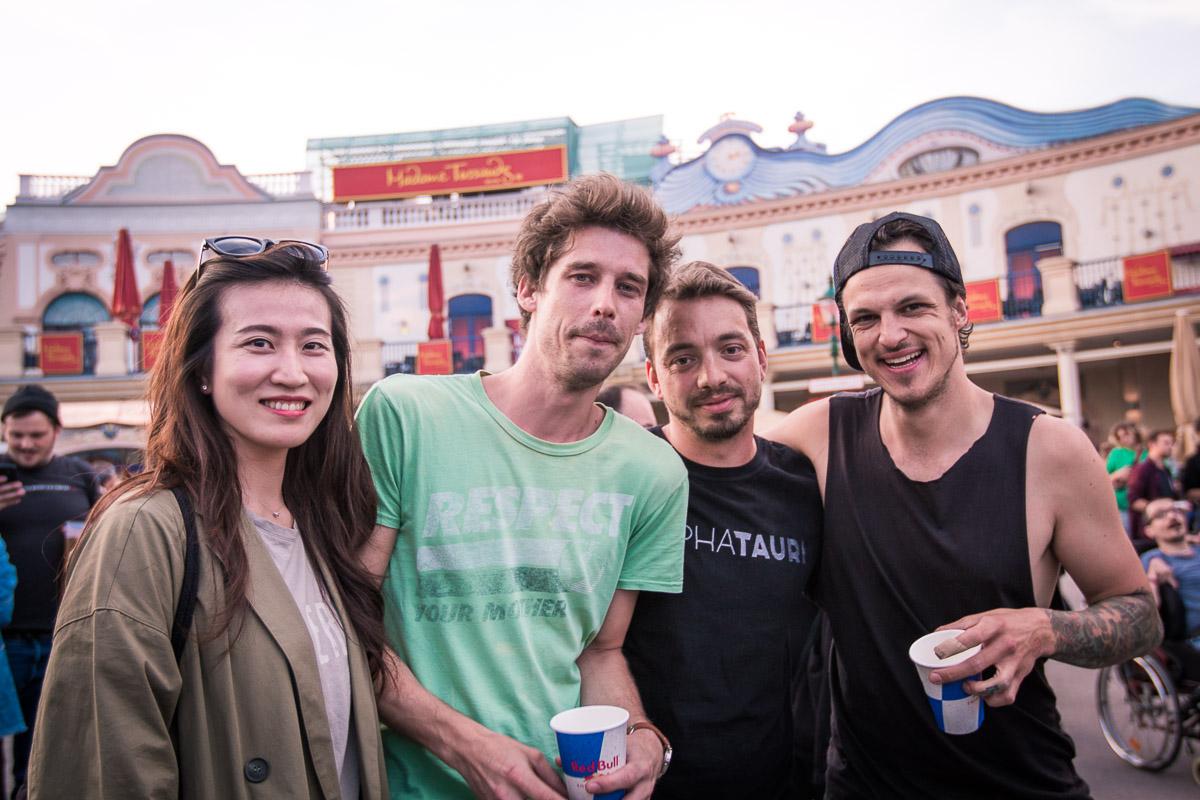 Red Bull Music Festival @ Wiener Prater