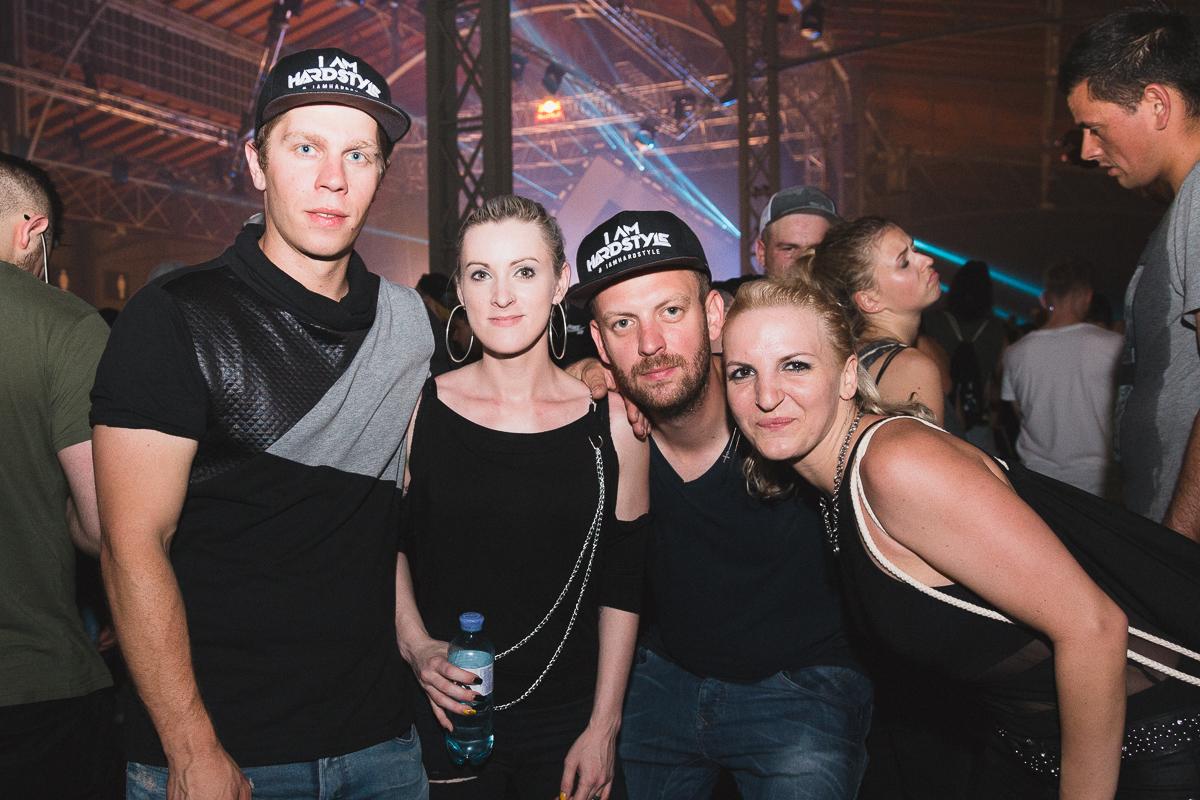 I Am Hardstyle - Austria 2018 @ Marx Halle Wien