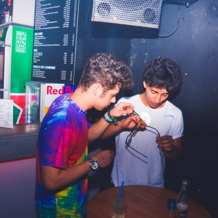 TrendR & Cryptic's Birtdaybash @ The Loft Wien