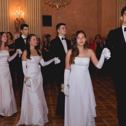 Schulball Rainergymnasium 'Once Upon A Time' @ Palais Auersperg Wien