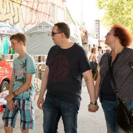 Donaukanaltreiben Donnerstag @ Donaukanal