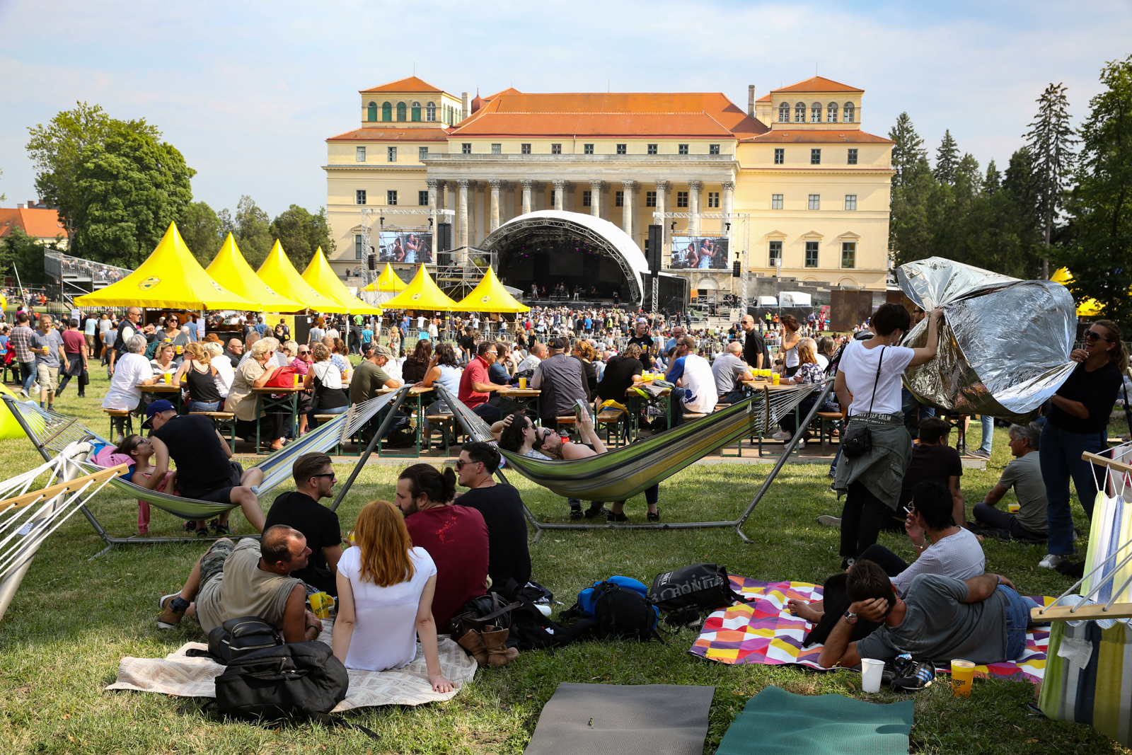 The Nova Jazz & Bluesnight @ Schloss Esterhazy