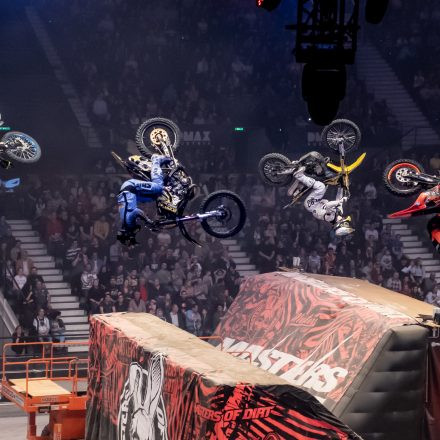 Masters of Dirt Total Freestyle Tour @ Wiener Stadthalle