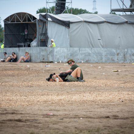 Nova Rock Festival 2018 – Day 3 [Part 2] @ Pannonia Fields