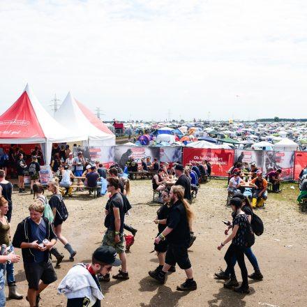 Nova Rock Festival 2018 - Day 2 [Part 1] @ Pannonia Fields