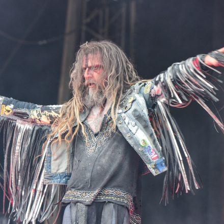 Nova Rock Festival 2019 - Day 4 (Part 1)