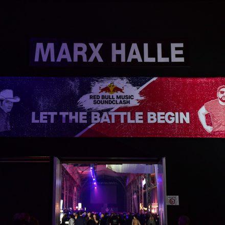 Redbull Music Soundclash Vienna @ Marxhalle