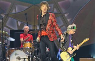 The Rolling Stones - 14 on Fire! @ Ernst Happel Stadion