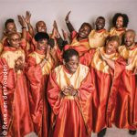 Golden Voices of Gospel - The Power of Love and Happiness