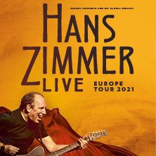 Hans Zimmer Live - Europe Tour 2021 am 14. February 2021 @ Wiener Stadthalle - Halle D.