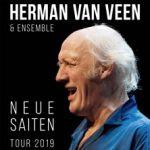 Herman van Veen - Neue Saiten - Tour 2019