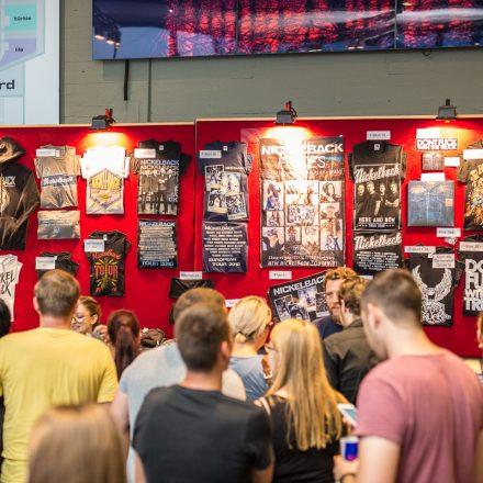 Nickelback @ Stadthalle Wien
