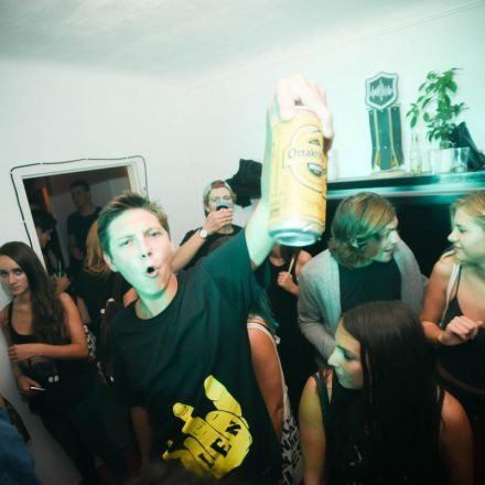 Houseparty Vol. 9 PART I @ Wien