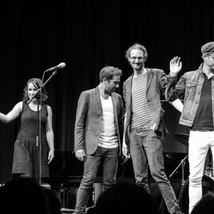 Der Nino aus Wien / Raphael Sas Doppelkonzert @ Stadtsaal Wien
