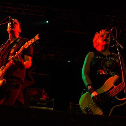 Slime / Outsiders Joy @ Arena Wien
